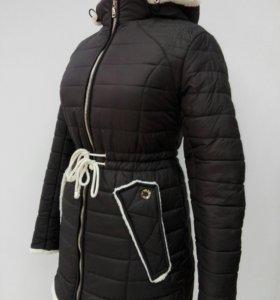 Зимняя куртка (парка), новая