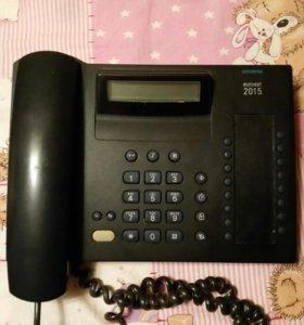 Проводной телефон Siemens + радиотелефон Siemens