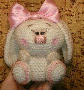 Кролик пышечка.