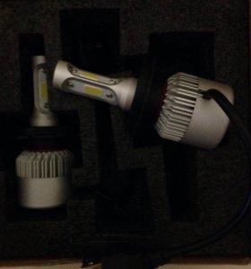 Лампы светодиодные h4