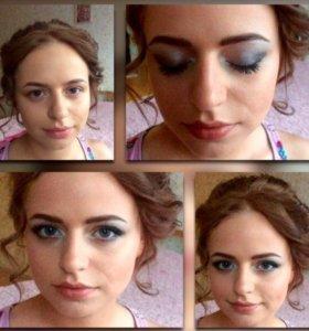 Make-up & hair style