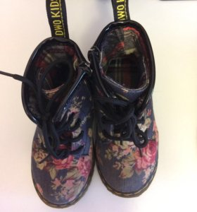 Ботинки тёплая весна осень