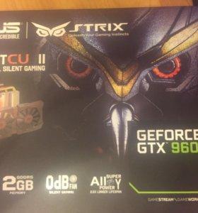 Asus GeForce GTX 960 [Strix-960-DC2OC-2GD5]