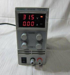 Лабараторный блок питания Haltronic HPS3010D
