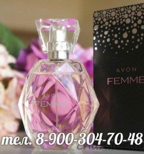 Парфюмерная вода Avon Femme, 50 мл