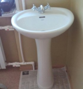 Раковина для ваны со смесителем