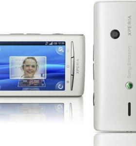 📱Sony Ericsson Xperia X8/на детали