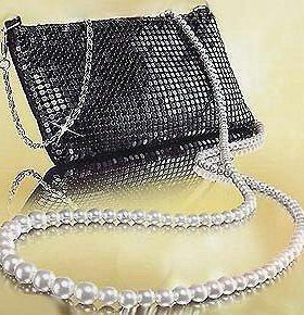 Вечерняя сумочка-клатч от Avon