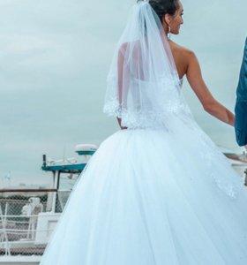 Свадебное платье 👰🏻