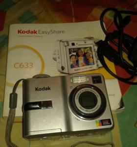 Фотоаппарат (кодак)