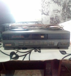 Кассетный видеомагнитофон-кассеты в подарок 📼