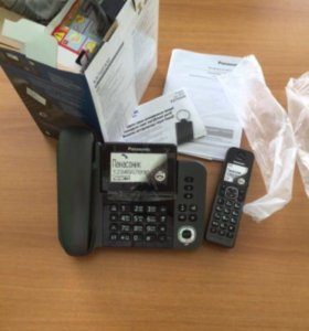 Panasonic KX-TGF320 новый