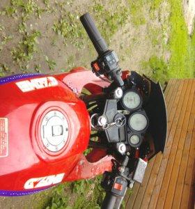 Мотоцикл gw200