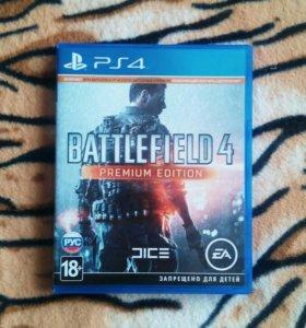 Battlefield 4 Premium [PS4]
