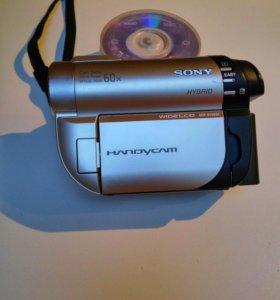 Фото-Видеокамера Sony Handycam