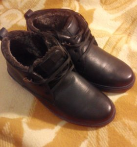42 р. Ботинки зимние мужские 42 размер