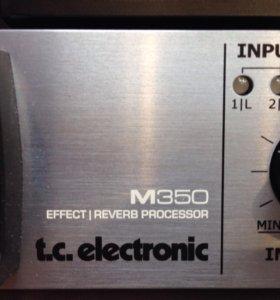 процессор t.c.electronic m350