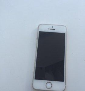 продам iPhone 5s gold