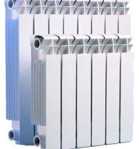 Биометаллические радиаторы