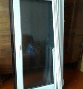 Окно в отличном состоянии