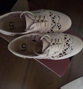 Ботиночки(новые)