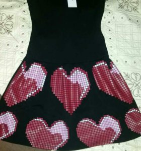 Новое платье глория