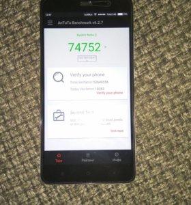 Продам Xiaomi redmi note 3 pro 16gb