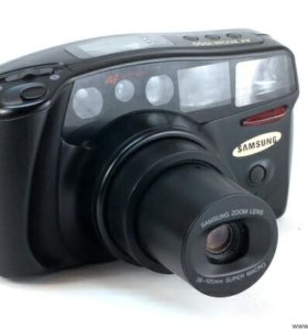 Фотоаппарат пленочный Samsung  AF ZOOM 1050