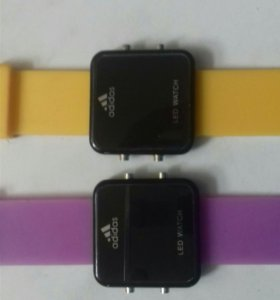 "Часы  ""adidas LED WATCH"""