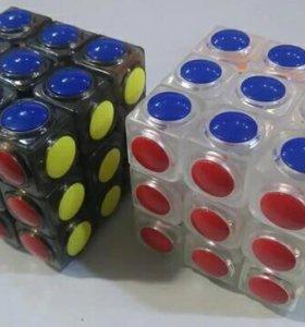 Головоломка антистресс кубик рубик 3x3x3 новый