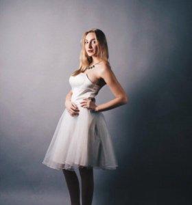 Свадебное платье !👰🏼❤🌈