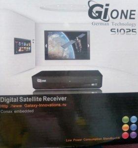 Цифровой спутниковый ресирвер