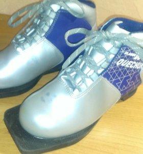 Ботинки лыжные детские р.32