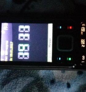 Продам nokia 6300 самый первый выпуск