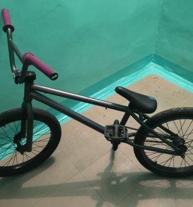 BMX и шлем