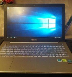 📍Игровой ноутбук Asus n550jv