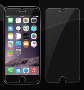 Защитный стекло на айфон 6+