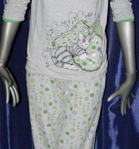 Комплекты пижамы новые с этикетками