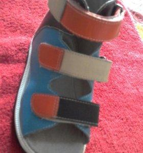Ортопедическая обувь 27 размер