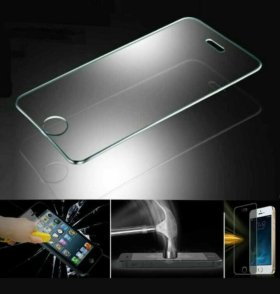 Бронь стекло айфон 4