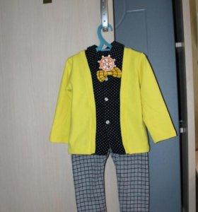 Новый нарядный костюм для мальчика
