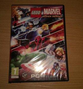 Диск LEGO Marvel Super Heroes