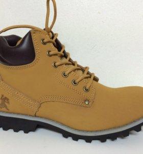 Новые ботинки Ascot