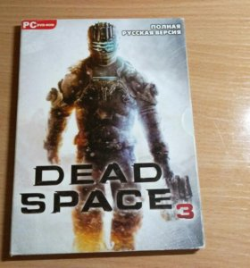 Диск Dead Space 3