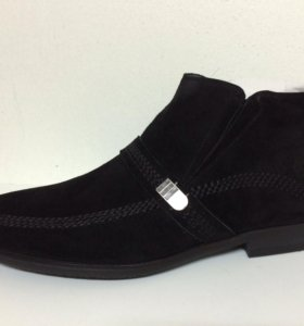 Новые ботинки Jillionaire замшевые