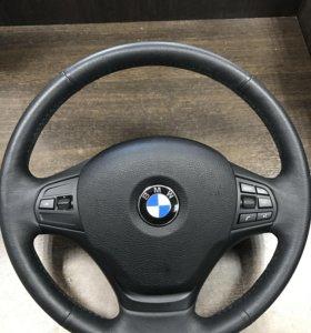 Рулевое колесо BMW f30