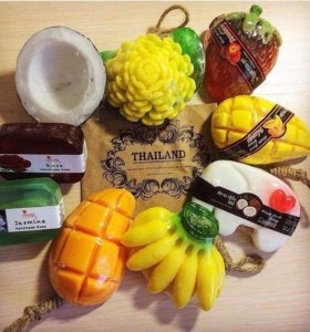 Мыло из Тайланда