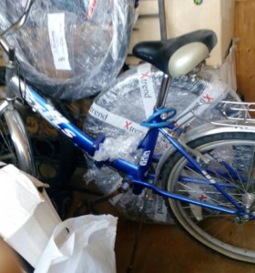 Новый взрослый велосипед Stels