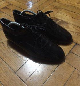 Ботинки танцевальные 43 размер