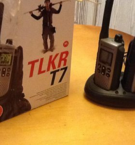 Motorola TLKR T-7